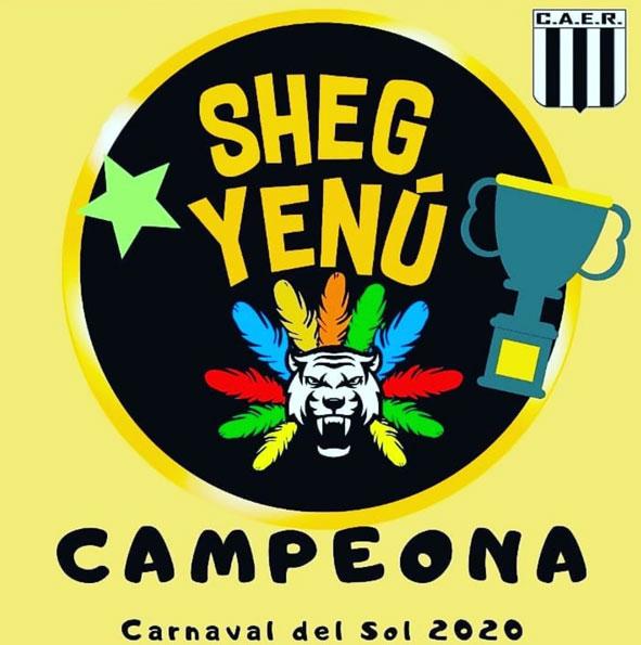 Sheg Yenú